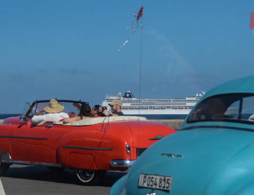 "The necessary ""multiplier effect"" of tourism in Cuban economy"