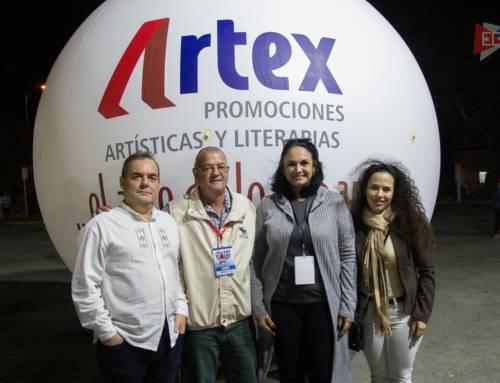 Artex, ese gigante que promociona el producto cultural cubano