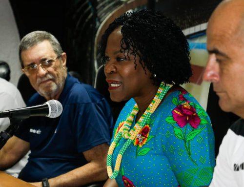 VI edición en Cuba de la Carrera por Mandela