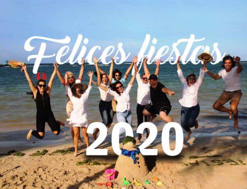 iFelices Fiestas!