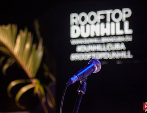 Lecciones de marketing al aire libre: #rooftopdunhill