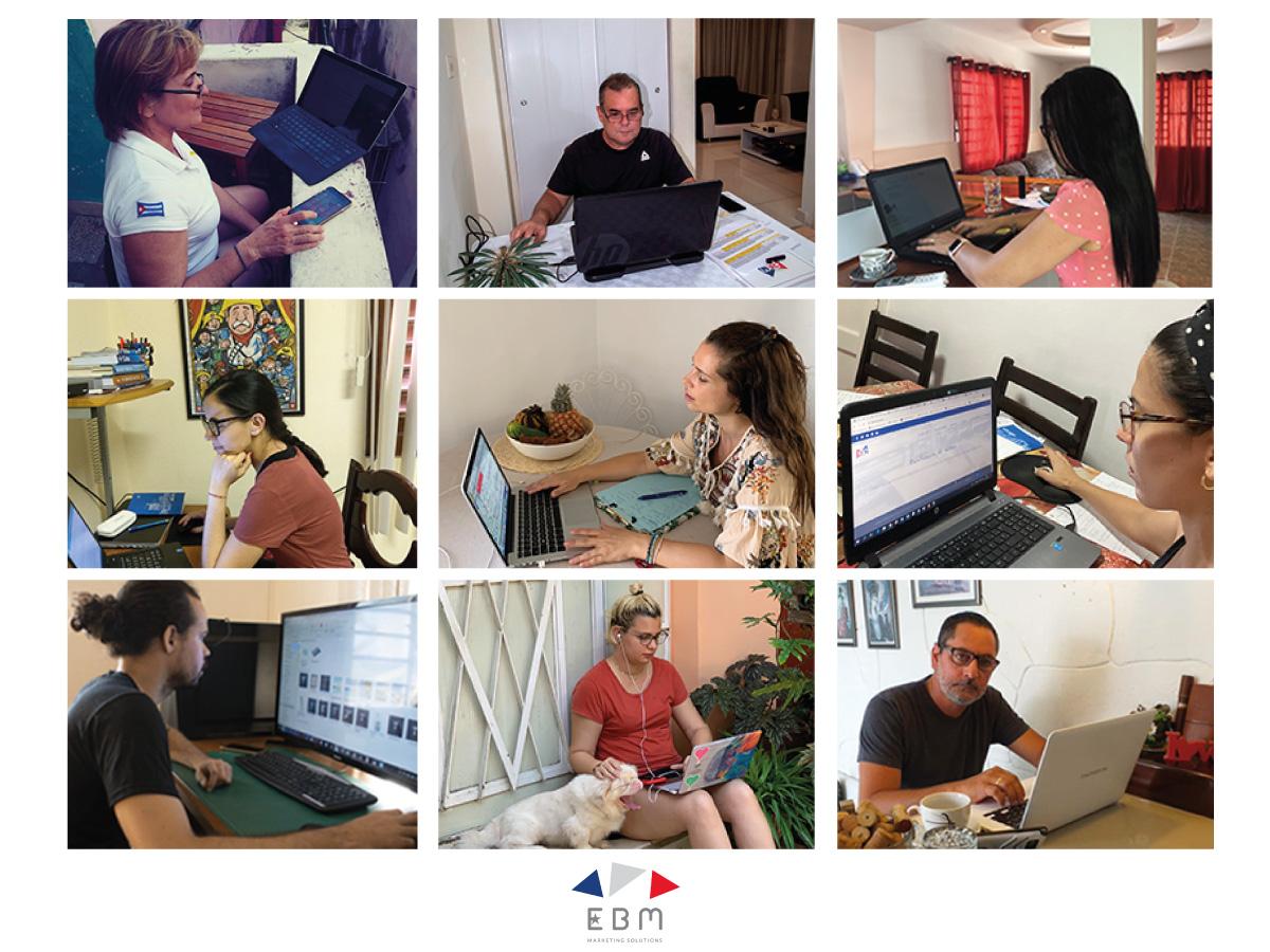 Teletrabajo en Cuba