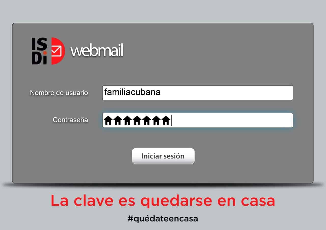 Campaña cubana Quédate en Casa