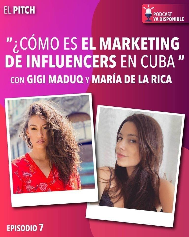 marketing con influencers en Cuba