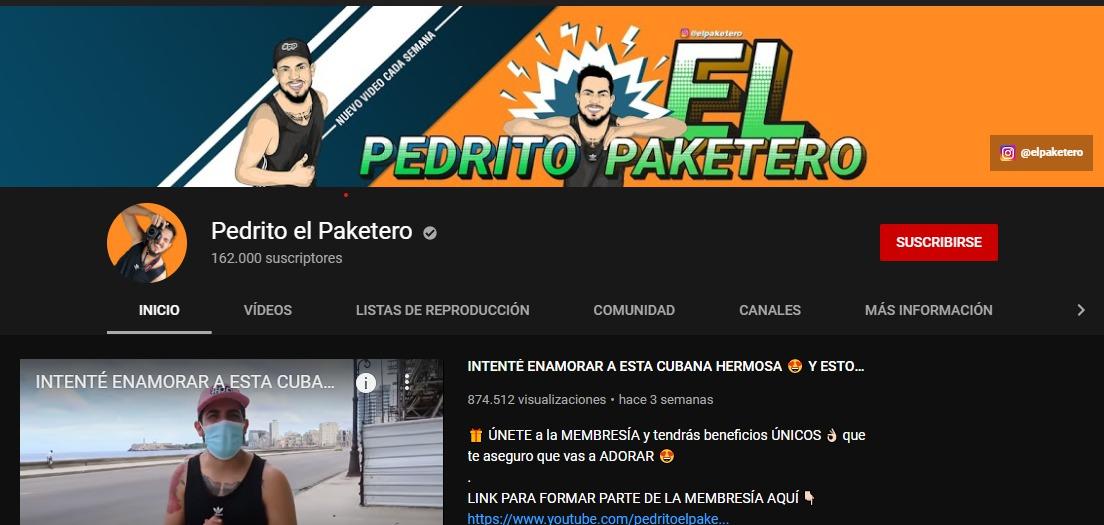 Youtubers cubanos