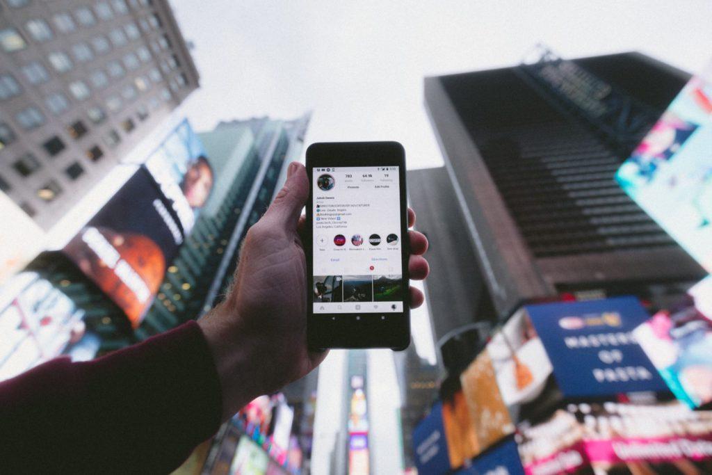 Posicionamiento en Instagram geolocalización